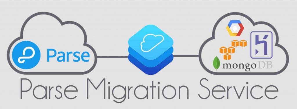 parse server migration  u0026 deployment service